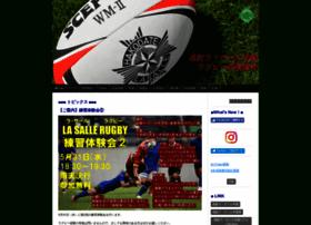 hakodate-lasalle-rugby.com