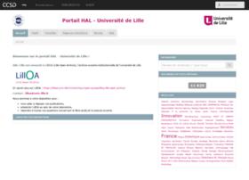 hal.univ-lille3.fr