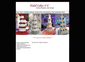 halalcakes4u.co.uk