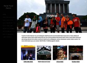 halalfoodinhanoi.com