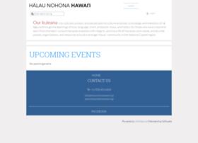 halaunohonahawaii.wildapricot.org