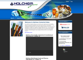 halchem.com