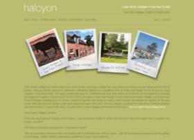 halcyonholidaycottages.co.uk