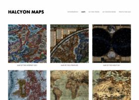 halcyonmaps.com