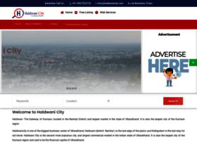 haldwanicity.com