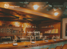 haleyhenry.com