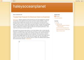 haleysoceanplanet.blogspot.com