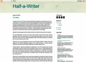 half-a-writer.blogspot.in