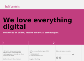 halfcentric.com