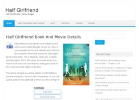 halfgirlfriend.com