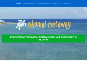 halfmoonbay-akumal.com
