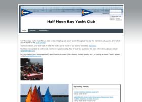 halfmoonbayyachtclub.wildapricot.org