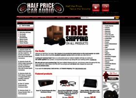 halfpricecaraudio.com