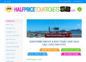 halfpricetourtickets.com