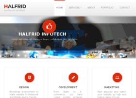 halfridinfotech.com