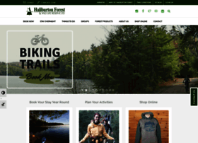 haliburtonforest.com