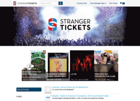 halifax.strangertickets.com