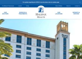halifaxhealth.com