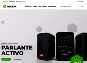halion.com.pe
