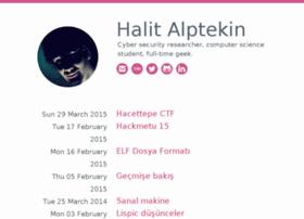 halitalptekin.com