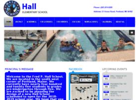 hall.portlandschools.org