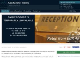 hall88-salamanca.hotel-rez.com