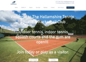 hallamshiretennis.co.uk