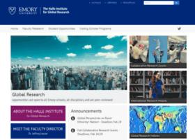 halleinstitute.emory.edu