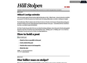 hallenstolpe.tumblr.com