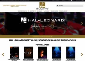 halleonard.com