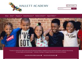 hallett.dpsk12.org