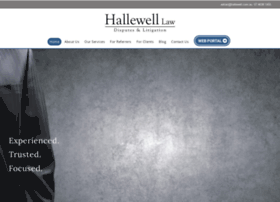 hallewell.com.au
