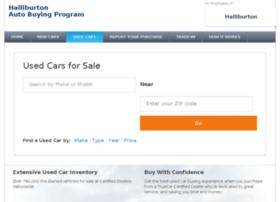 halliburton.truecarusedcars.com