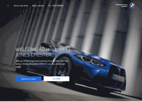 halliwelljoneschesterbmw.co.uk