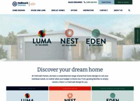hallmarkhomes.com.au
