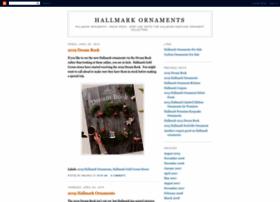 hallmarkornaments.blogspot.com