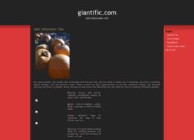 halloween.giantific.com