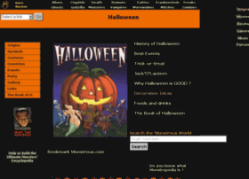 halloween.monstrous.com
