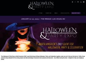 halloweenpartyexpo.com