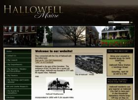 hallowell.govoffice.com