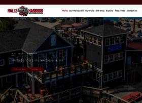 hallsharbourlobster.com