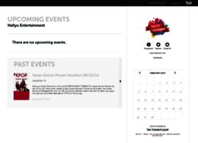 hallyuentertainment.ticketleap.com