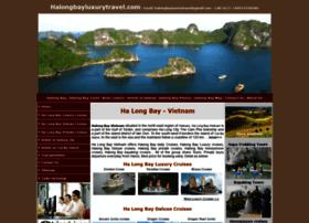 halongbayluxurytravel.com