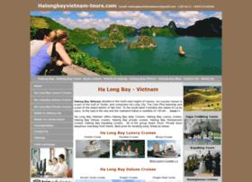 halongbayvietnam-tours.com
