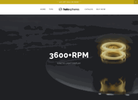 halospheres.com