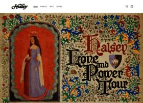 halseystore.com