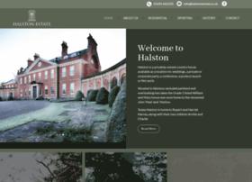 halstonestate.co.uk