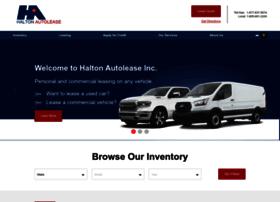haltonautolease.com