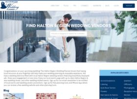 haltonregionweddingplanner.com