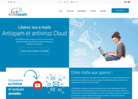 haltospam.fr